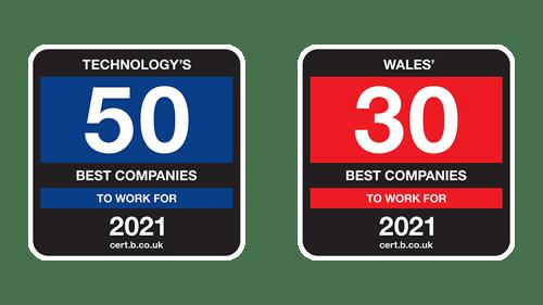 iVendi Best Companies 2021 Awards