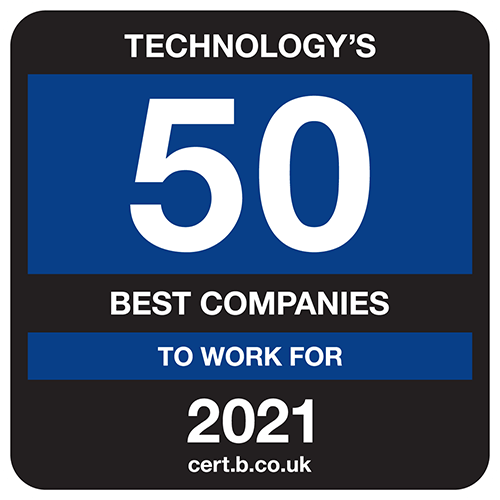 Top 50 Best Tech Companies in UK to work for