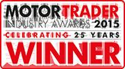 motor trader industry awards 2015