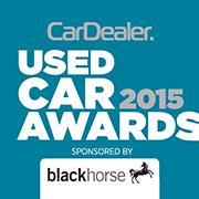 used car 2015 awards